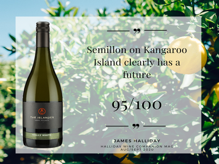 James Halliday review of Wally White Semillon