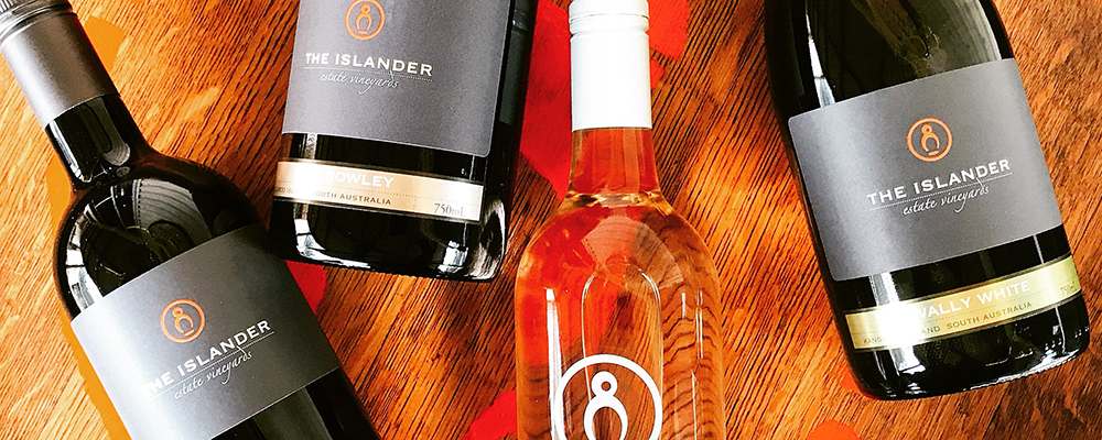 Our wine club delivers your favourite Islander Estate Vineyards wines to your door