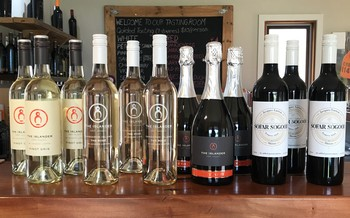 Spring Fling Dozen Wine Club Members Only only